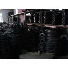 Natural Rubber Shield for Slurry Pump