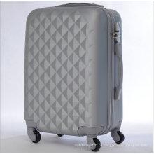 Высокое качество ABS Жесткий вагонетки багажа дорожные сумки