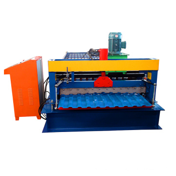 Interlocking Roof Tiles Making Machine In Xinnuo