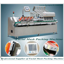 Führender Hersteller von Gesichtsmasken Verpackungsmaschine