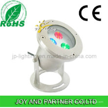 RGB 9W Underwater Spot Light for Swimming Pool (JP-90034)