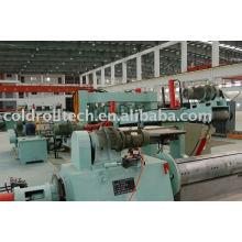Máquina cortadora de bobinas de acero CR