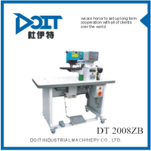 DT 2008ZB Automatic plastic industrial folding sewing machine