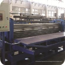 Azulejo de azotea de perfiladora de teja de barril tipo corrugado/manual de la máquina máquina/fina que hace la máquina