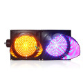 Remote Control 200mm led traffic light lamps