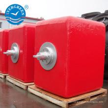 Boyas de apoyo costa afuera utilizadas en el sistema de amarre de punto único (SPM)
