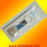 Promotional Aircraft Buckle Seatbelt Key Rings (EDB-13020943)