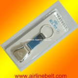 Promotional Aircraft Buckle Seatbelt Key Rings (EDB-13020943)