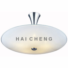 Indoor decorative glass pendant light