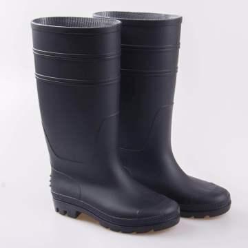 Alta calidad de trabajo Industrial de seguridad laboral de PVC botas de lluvia