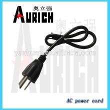HI Q PVC extensión cable de alimentación de alambre