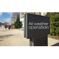 55inch Allwetter-LCD-Anzeige für im Freien