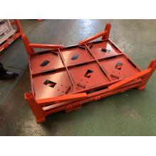 Estante de paletas de acero industrial para almacén