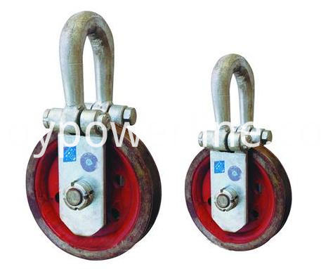 Hanging Point Lifting Pulley