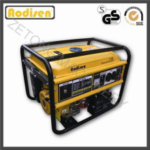 5kVA Portable Silent Power 5500 Benzin Genset mit CE