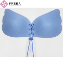Lovely Strapless Sticky  Lala Wing Bra