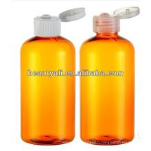 Emballage cosmétique 220ml Enrouleur rond en plastique PET
