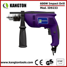 600W Corded Impact Drill China Electric Hand Drill