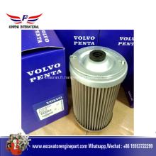 Filtre de moteur d'origine Volvo Penta Parts 21408351