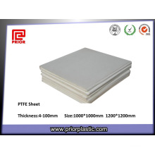 China Supplier PTFE Teflon Gasket Sheet