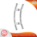 Double Side Glass Pull Glass Door Handle