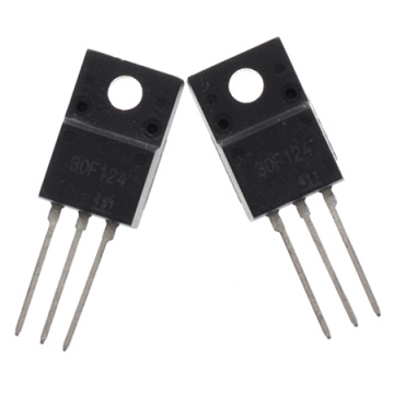 Transistor IGBT tube inline GT30F124 TO220F LCD power tube GT30F124