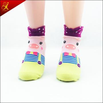 New Design Custom Adult 3D Socks