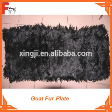 Reasonable price Goat Fur Plate