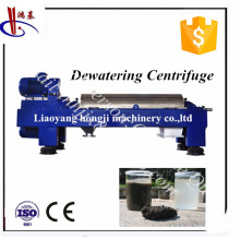 Tricanter de alta performance (decantador de 3 fases) para as indústrias de processamento de gordura animal e óleo de peixe
