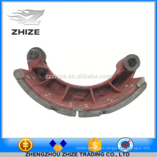 Bus part 3552-00162 Rear brake shoe for Yutong