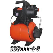(SDP600-4-C) Самовсасывающие струи сад Booster водяной насос с баком бытовые