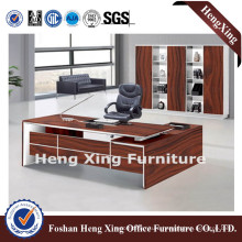 2015 Chinese Modern Office Furniture, L Shape Manager Executive Office Desk (HX-5N420)