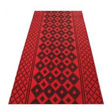 Nicht gewebter Polyeseter Korridor Teppich