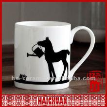 Taza cerámica del perro, taza de café del perro al por mayor
