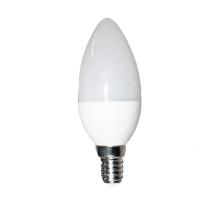 Smart lamp hot sale 80lm/w led candle tail decorative bulb