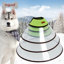 2017 Nuevo producto Extra Large Pet Health Recovery Elizabethan Collar