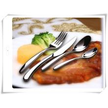 Set de cubiertos de acero inoxidable Cubiertos cuchara y tenedores