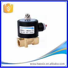 Brass material 2Wseries 2W040-10 2/2way Solenoid valve 3/8""