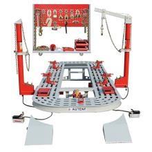 TFAUTENF I-beam ATU-SI2 car collision repair platform for garage use