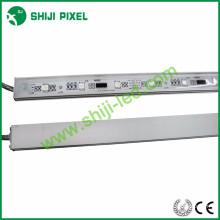 O perfil de alumínio de 30LEDs / m LPD6803 conduziu a tira de alumínio exterior clara conduzida luz de tira