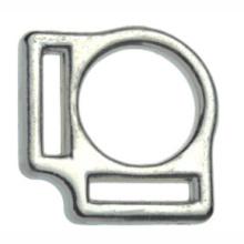 Замшевые литые застежки из сплава цинка Dp-369z