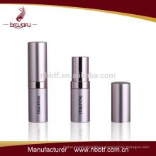 Fashional aluminio cosméticos lápiz labial contenedor