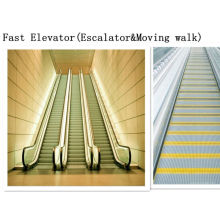 Supermercado Moving Walks Escalera mecánica