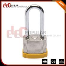 Elecpopular El más nuevo diseño La cerradura larga de la seguridad del grillete con el cuerpo de la cerradura de acero de 34m m