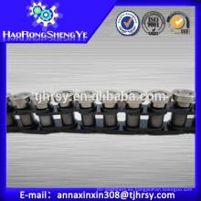 06B-CDL cadena de rodillos laterales de acero al carbono