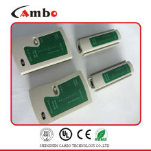 Prueba del probador del cable de red de calidad superior RJ45 cable de par trenzado, línea telefónica