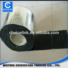 Material impermeável auto adesiva fita de borracha