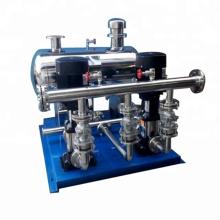 Equipos de suministro de agua a presión no negativa de la serie MBPS