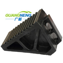 Rubber Wheel Chock/Tire Stopper/Rubber Wedge