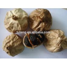 Aliments naturels à l'ail noir à l'ail